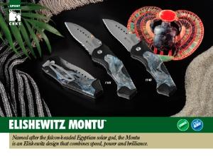 Elishewitz Montu by CRKT