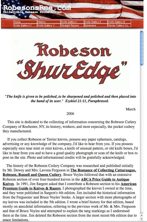 Robeson ShurEdge