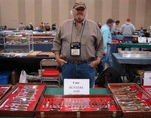 Gary Kennedy Hunter & Trapper Display