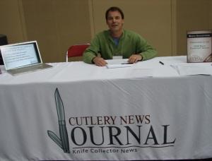 CNJ Group photo taken at the NKCA's Dalton Knife Show