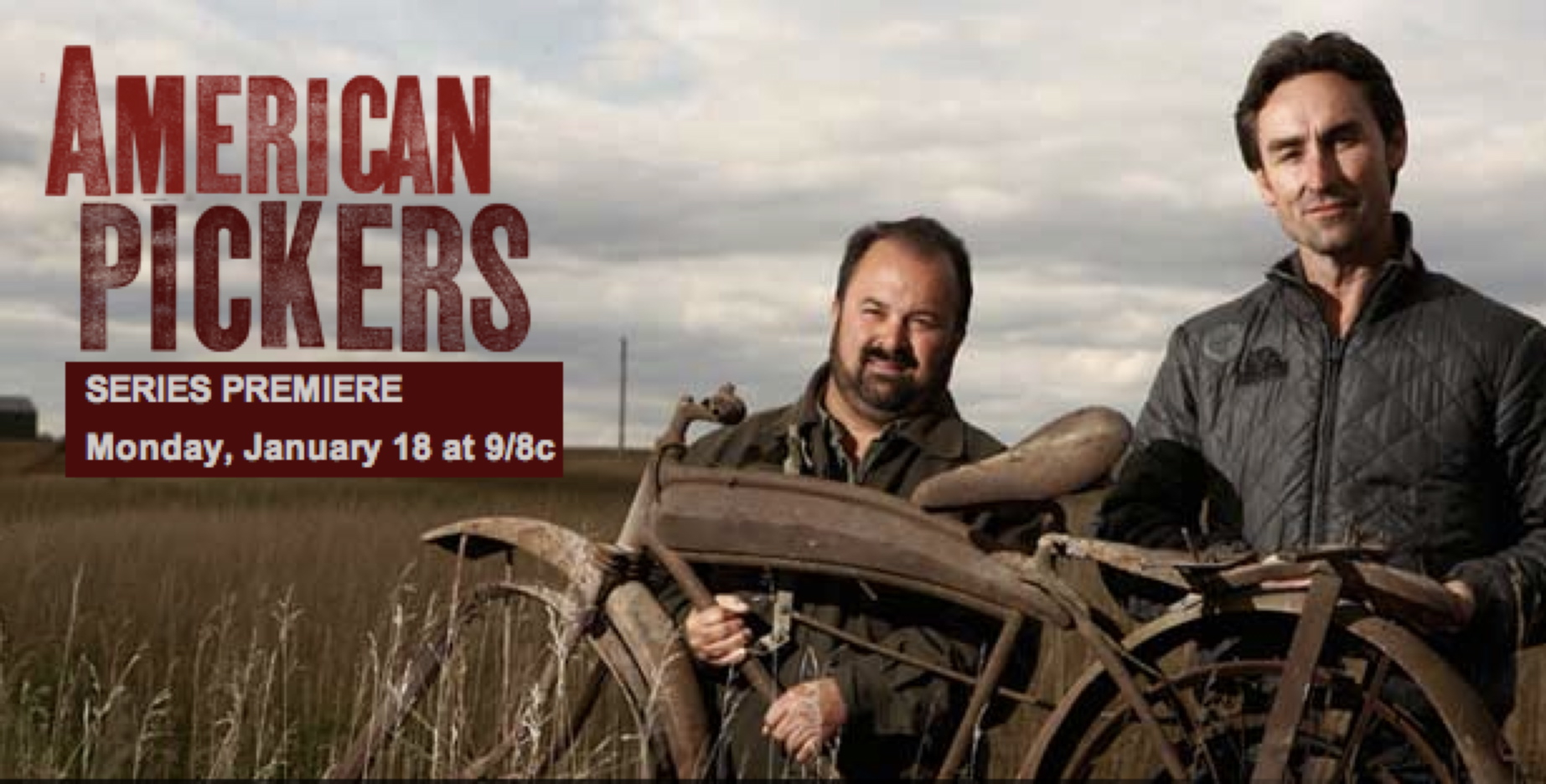 American pickers click for details american pickers tv series 2010